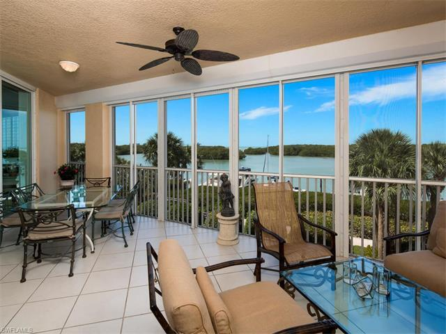435 Dockside Dr B-302, Naples, FL 34110 (#217017878) :: Homes and Land Brokers, Inc