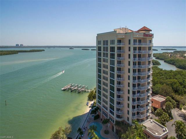 8771 Estero Blvd #1007, Fort Myers Beach, FL 33931 (#217020089) :: Homes and Land Brokers, Inc