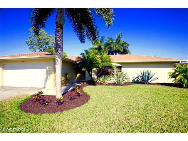 3586 Santiago Way, Naples, FL 34105 (MLS #217022088) :: The New Home Spot, Inc.
