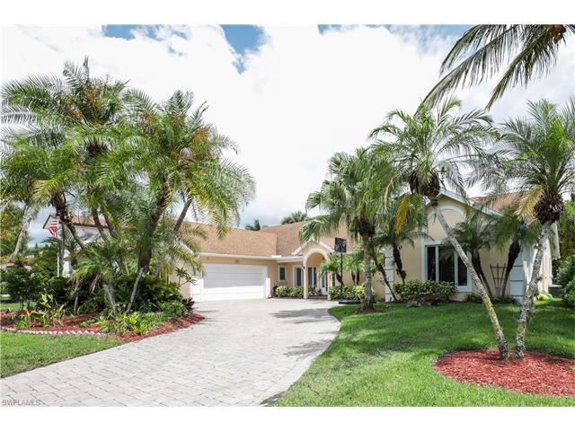 640 Starboard Dr, Naples, FL 34103 (#217023890) :: Naples Luxury Real Estate Group, LLC.