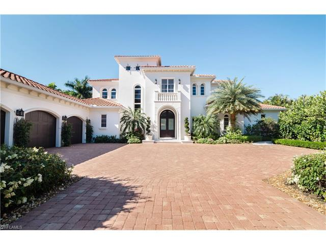 2558 Escada Ct, Naples, FL 34109 (#217024709) :: Homes and Land Brokers, Inc