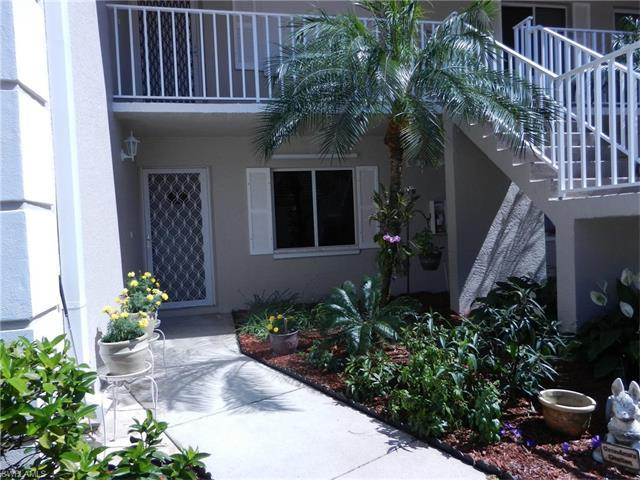 6740 Dennis Cir B-101, Naples, FL 34104 (MLS #217030149) :: The New Home Spot, Inc.