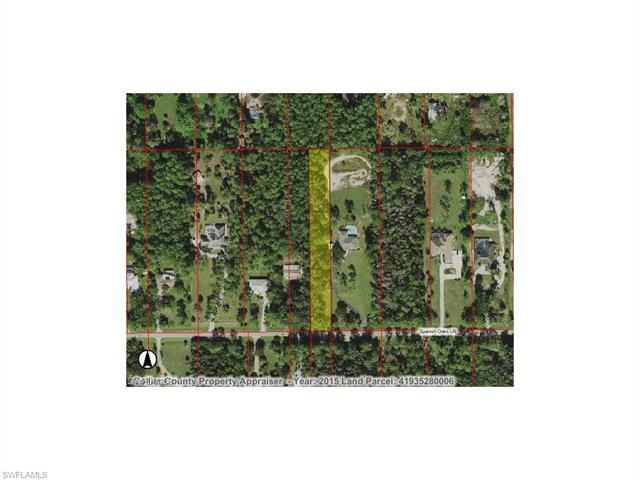 6031 Spanish Oaks Ln, Naples, FL 34119 (MLS #217031481) :: The New Home Spot, Inc.