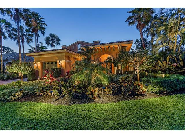 2929 Gardens Blvd, Naples, FL 34105 (#217031927) :: Homes and Land Brokers, Inc