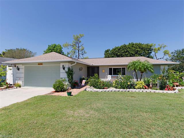 4436 Lakewood Blvd, Naples, FL 34112 (#217032664) :: Homes and Land Brokers, Inc