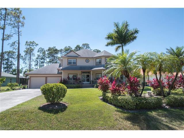 5801 Waxmyrtle Way, Naples, FL 34109 (MLS #217033526) :: The New Home Spot, Inc.