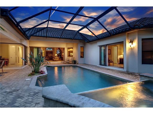 946 Tivoli Ct, Naples, FL 34104 (#217034348) :: Homes and Land Brokers, Inc