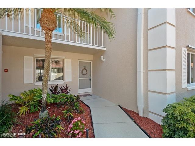 7145 Dennis Cir D-102, Naples, FL 34104 (MLS #217035351) :: The New Home Spot, Inc.