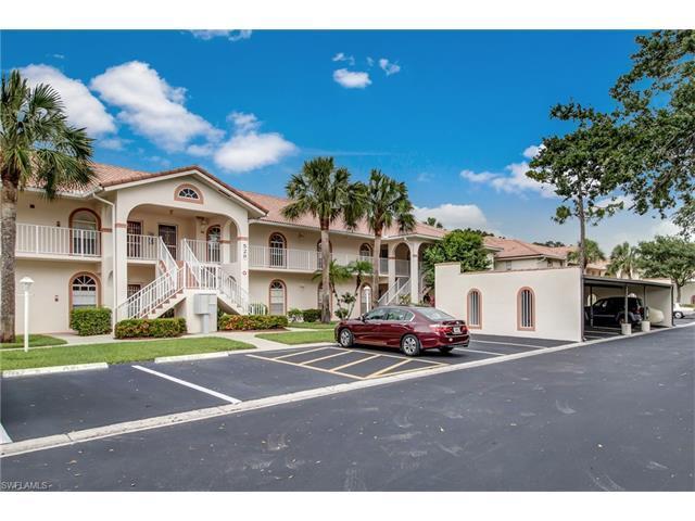 529 Mardel Dr #305, Naples, FL 34104 (MLS #217035516) :: The New Home Spot, Inc.