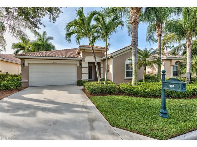 1654 Sanctuary Pointe Dr, Naples, FL 34110 (MLS #217036086) :: The New Home Spot, Inc.
