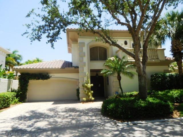 1080 Grand Isle Dr, Naples, FL 34108 (MLS #217036325) :: The New Home Spot, Inc.