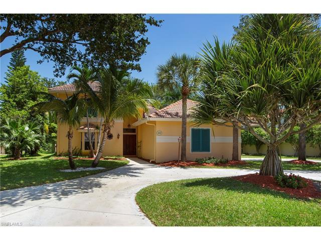 2092 Mission Dr, Naples, FL 34109 (#217036695) :: Homes and Land Brokers, Inc