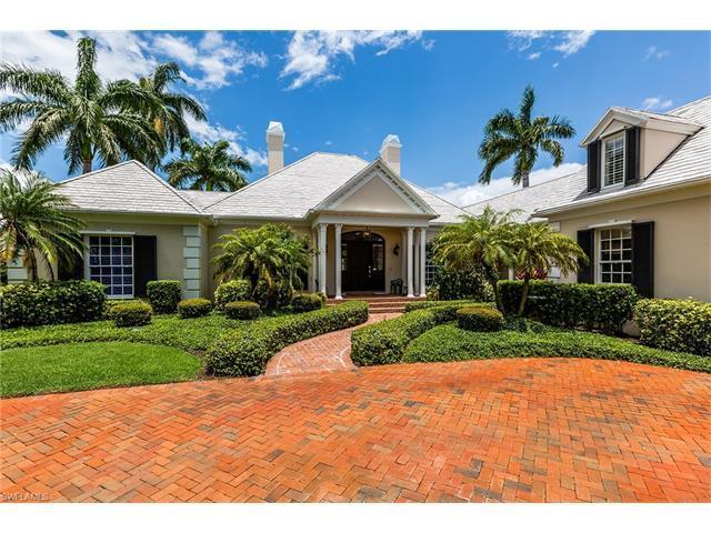 3333 Gin Ln, Naples, FL 34102 (#217038449) :: Naples Luxury Real Estate Group, LLC.