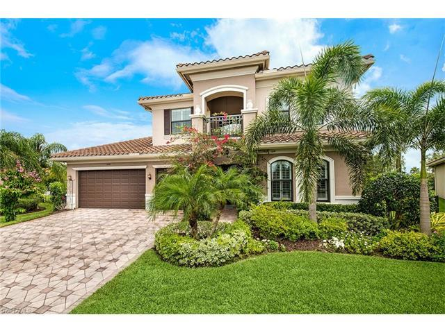 3995 Bering Ct, Naples, FL 34119 (MLS #217039050) :: The New Home Spot, Inc.