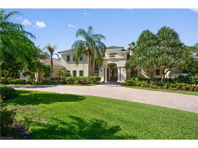 4302 Snowberry Ln, Naples, FL 34119 (#217039637) :: Homes and Land Brokers, Inc