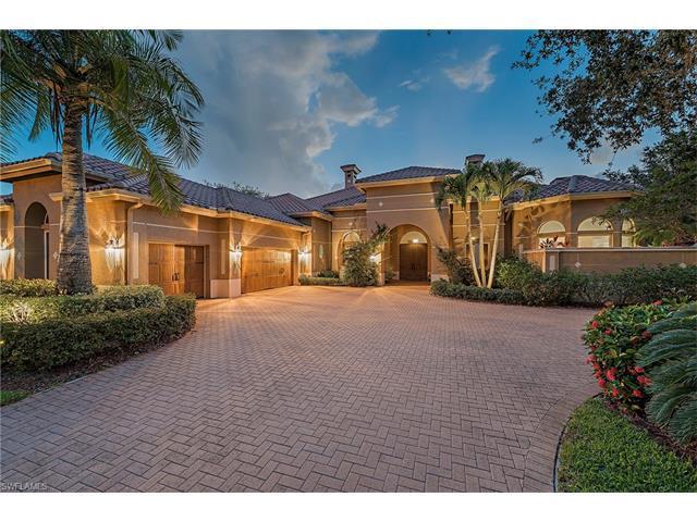 523 Terracina Way, Naples, FL 34119 (MLS #217039692) :: The New Home Spot, Inc.