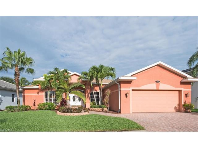 313 Spider Lily Ln, Naples, FL 34119 (#217040476) :: Homes and Land Brokers, Inc