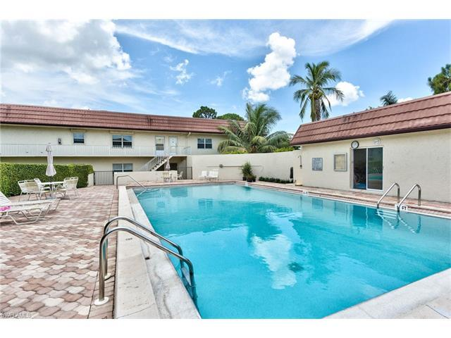 4100 Belair Ln #110, Naples, FL 34103 (#217040728) :: Homes and Land Brokers, Inc