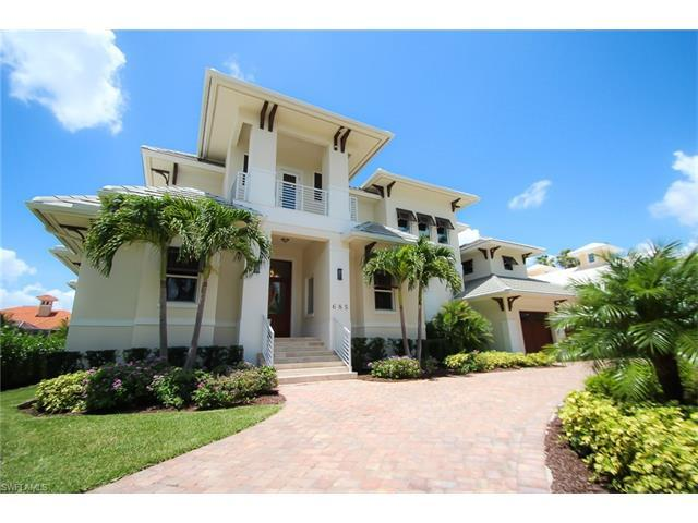 685 17th Ave S, Naples, FL 34102 (MLS #217041089) :: The New Home Spot, Inc.