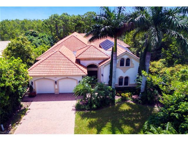 15214 Burnaby Dr, Naples, FL 34110 (#217041265) :: Homes and Land Brokers, Inc