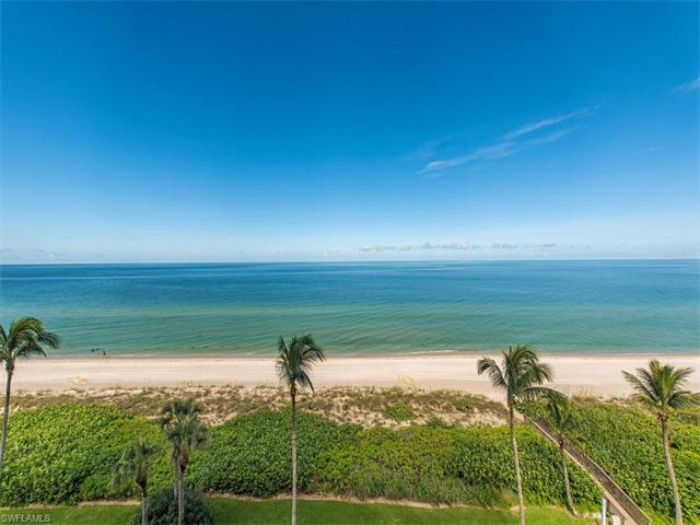 10691 Gulf Shore Dr #702, Naples, FL 34108 (#217041577) :: Homes and Land Brokers, Inc