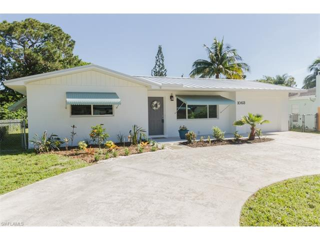 1063 Cooper Dr, Naples, FL 34103 (MLS #217041640) :: The New Home Spot, Inc.