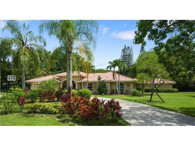 221 Tupelo Rd, Naples, FL 34108 (#217042330) :: Homes and Land Brokers, Inc