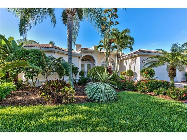 1430 Serenity Cir, Naples, FL 34110 (#217043318) :: Homes and Land Brokers, Inc