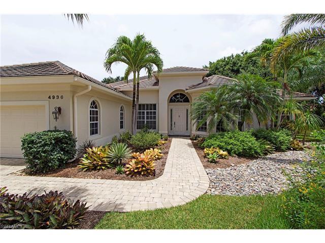 4936 Rustic Oaks Cir, Naples, FL 34105 (#217044337) :: Homes and Land Brokers, Inc