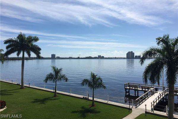 3460 North Key Dr #306, North Fort Myers, FL 33903 (#219076215) :: Caine Premier Properties