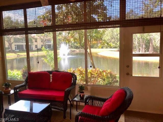 985 Tarpon Cove Dr #103, Naples, FL 34110 (MLS #220013354) :: #1 Real Estate Services