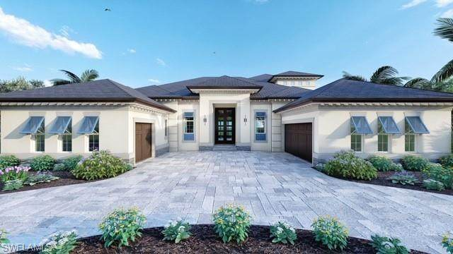 3850 Woodlake Dr, Bonita Springs, FL 34134 (#220045728) :: The Dellatorè Real Estate Group