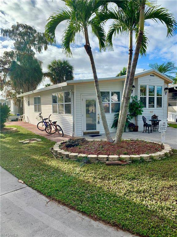 212 Cheetah Dr #212, Naples, FL 34114 (MLS #220062394) :: Domain Realty