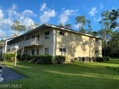 3491 County Barn Rd E201, Naples, FL 34112 (#220065688) :: Jason Schiering, PA