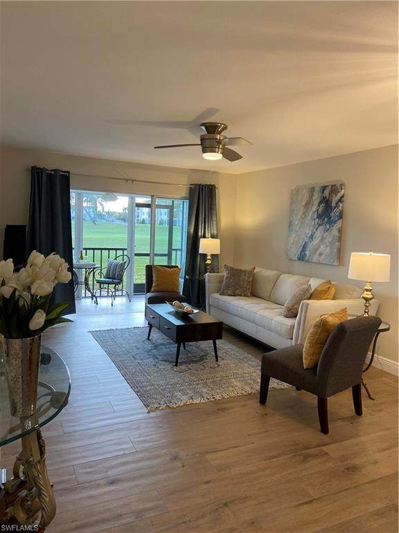21 High Point Cir E #108, Naples, FL 34103 (#221000255) :: Vincent Napoleon Luxury Real Estate