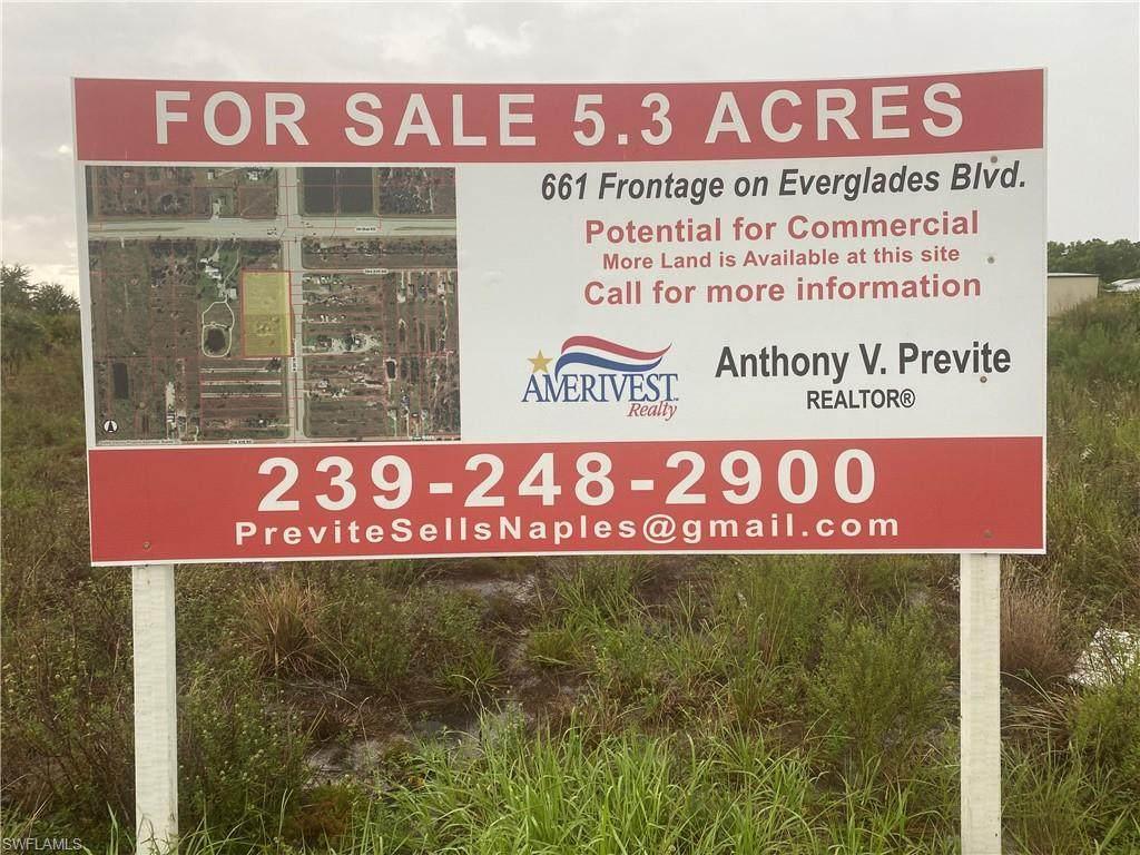 Golden Gate Estate U Everglades Blvd - Photo 1