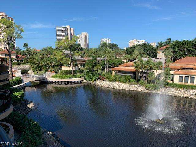 6710 Pelican Bay Blvd #433, Naples, FL 34108 (#221074419) :: Equity Realty