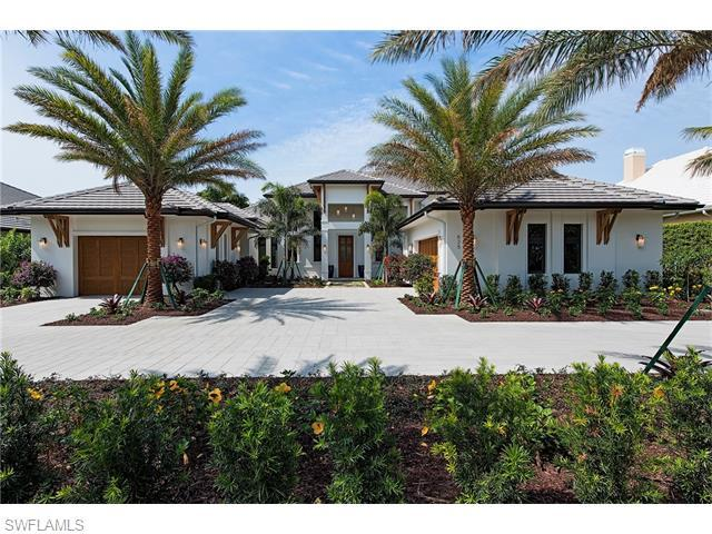 625 Rudder Rd, Naples, FL 34102 (#215059683) :: Homes and Land Brokers, Inc