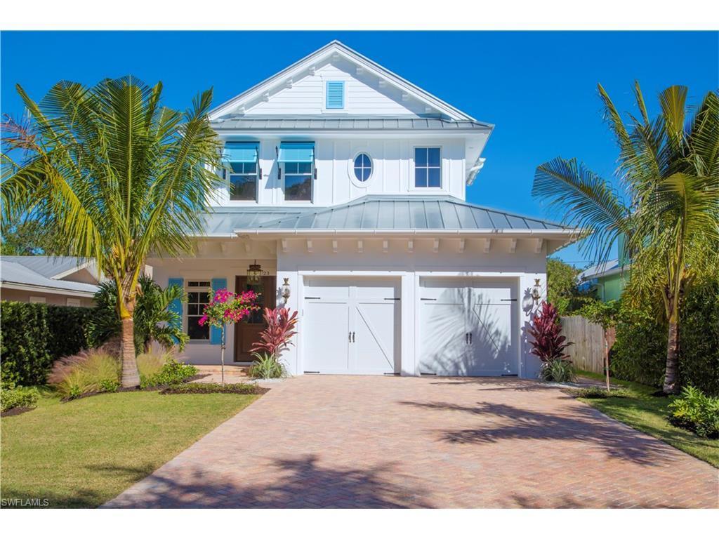 723 Myrtle Ter, Naples, FL 34103 (MLS #215065493) :: The New Home Spot, Inc.