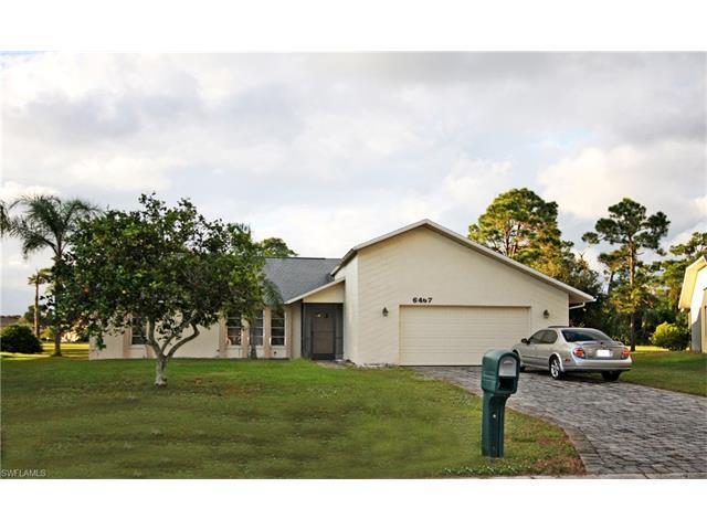 6467 P G A Dr, North Fort Myers, FL 33917 (MLS #215066629) :: The New Home Spot, Inc.