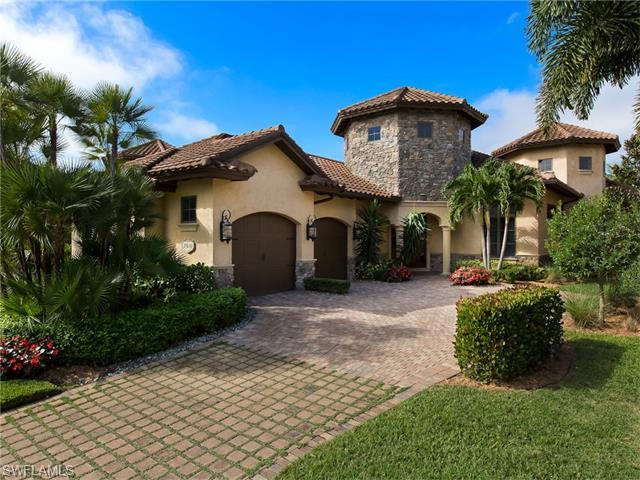 29130 Positano Ln, Naples, FL 34110 (#215066651) :: Homes and Land Brokers, Inc