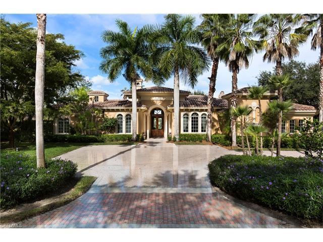 6459 Highcroft Dr, Naples, FL 34119 (MLS #215068551) :: The New Home Spot, Inc.
