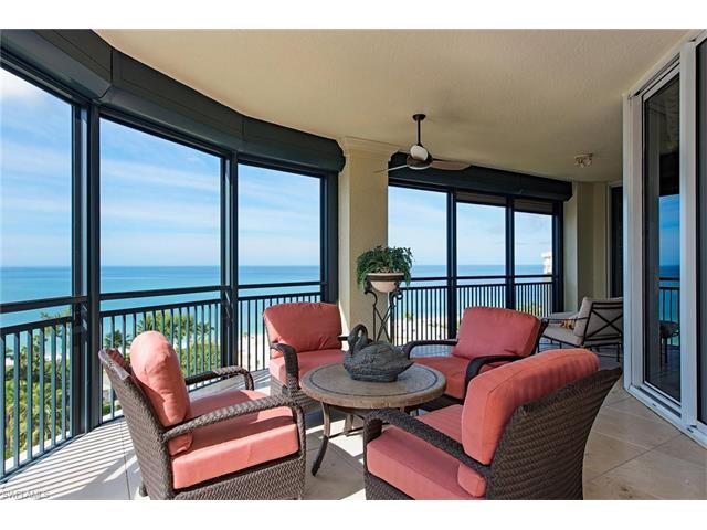 81 Seagate Dr #1001, Naples, FL 34103 (#215068561) :: Homes and Land Brokers, Inc