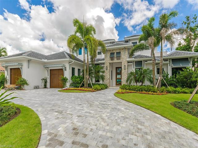 1275 Wahoo Ct, Naples, FL 34102 (MLS #215068747) :: The New Home Spot, Inc.