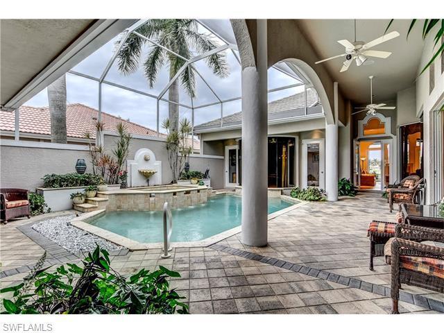 1534 Vintage Ln, Naples, FL 34104 (#216000674) :: Homes and Land Brokers, Inc