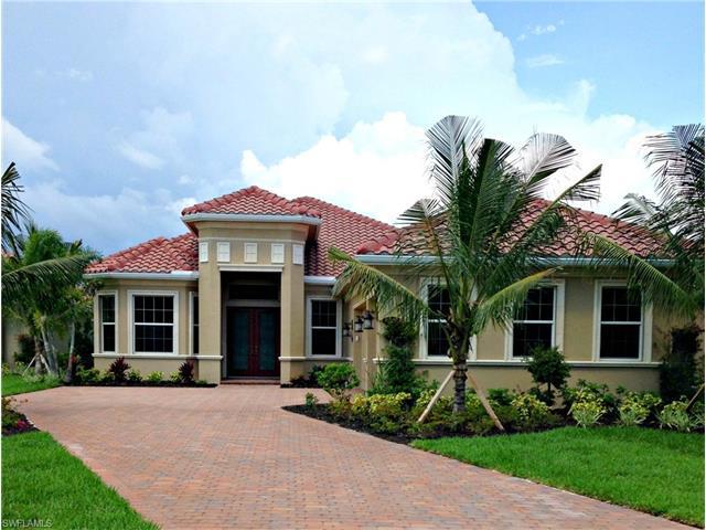 9405 Campanile Cir, Naples, FL 34114 (MLS #216006500) :: The New Home Spot, Inc.