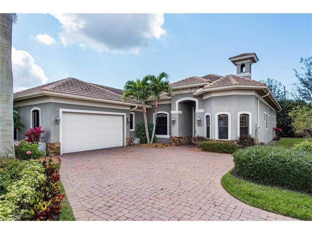 6913 Il Regalo Cir, Naples, FL 34109 (#216008189) :: Homes and Land Brokers, Inc