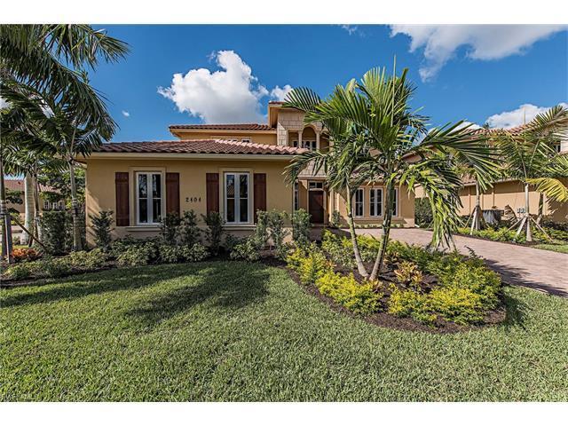 2101 Modena Ct, Naples, FL 34105 (MLS #216008815) :: The New Home Spot, Inc.