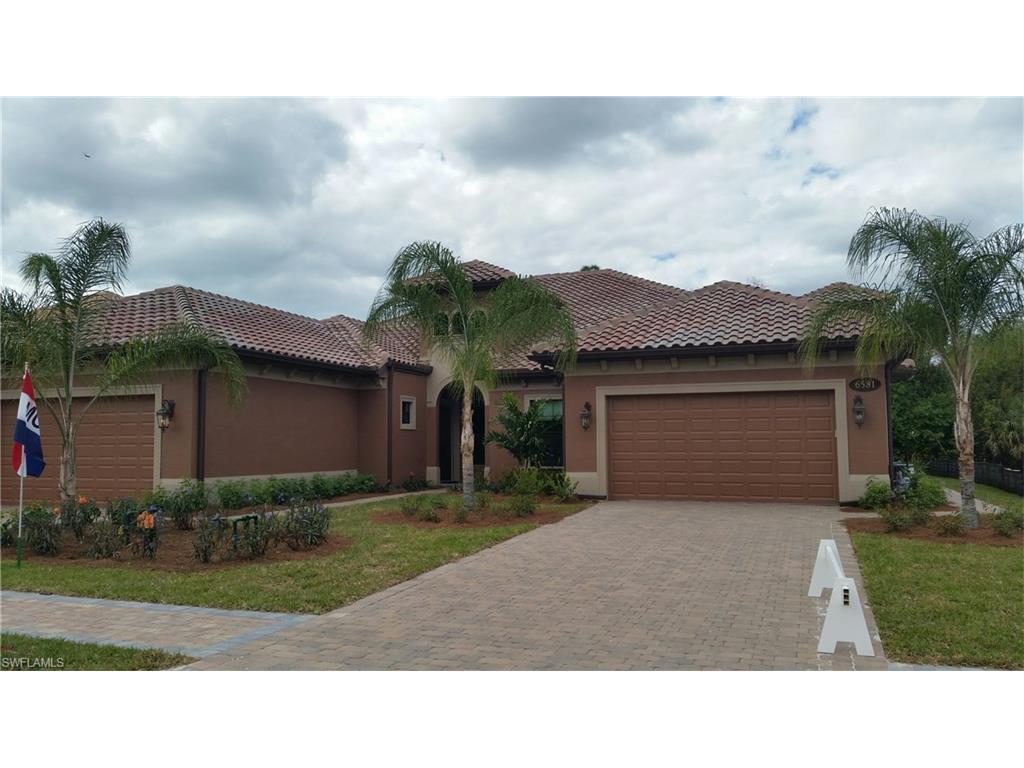 6581 Roma Way, Naples, FL 34113 (MLS #216011505) :: The New Home Spot, Inc.