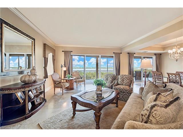4731 Bonita Bay Blvd #502, Bonita Springs, FL 34134 (MLS #216013207) :: The New Home Spot, Inc.